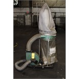 Lot 23C - VACUUM/COLLECTION SYSTEM, APPROX. 5 HP 110V
