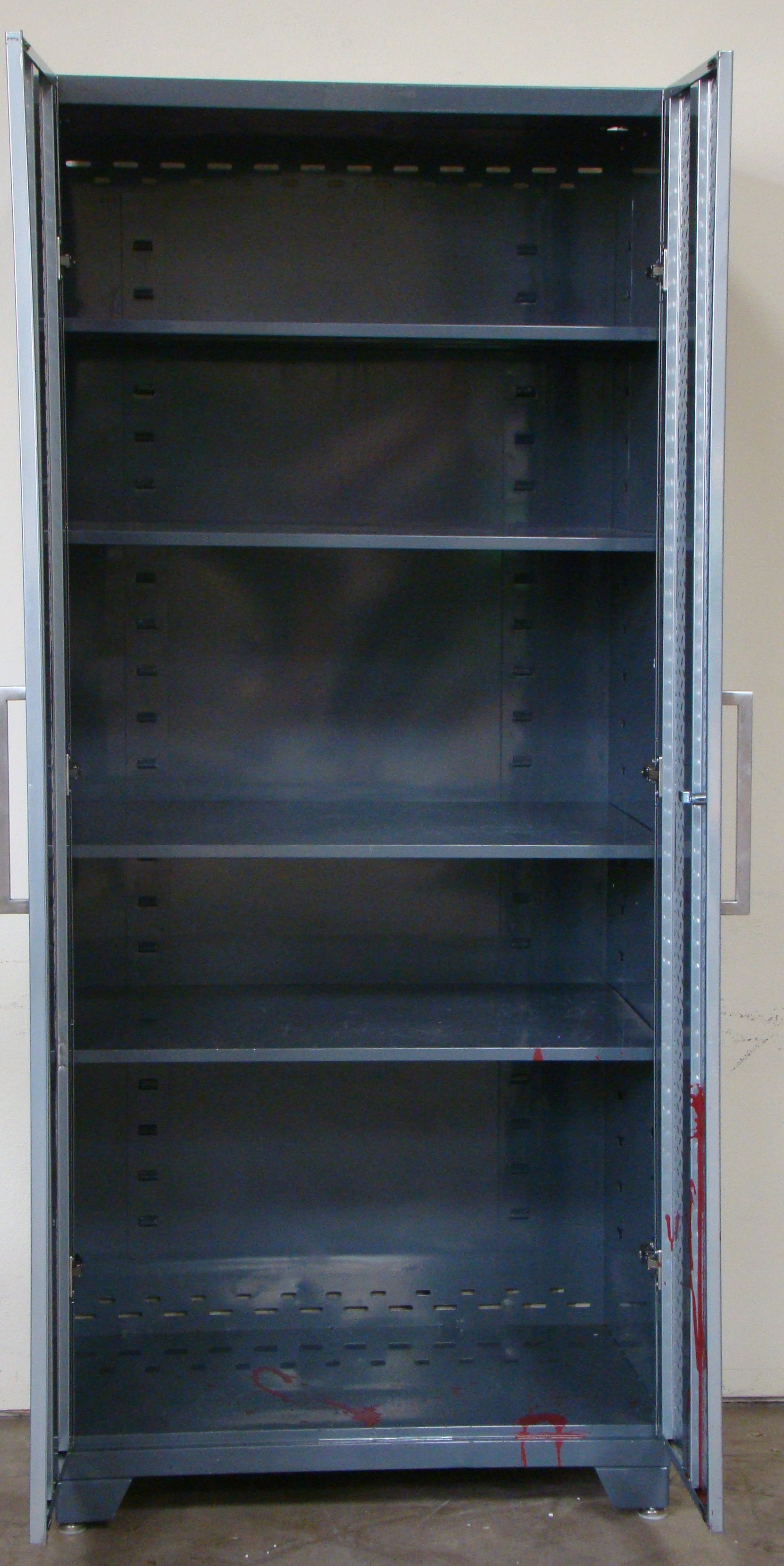 "New Age Storage Cabinet 83""h x 36""w x 24""d - Image 4 of 5"