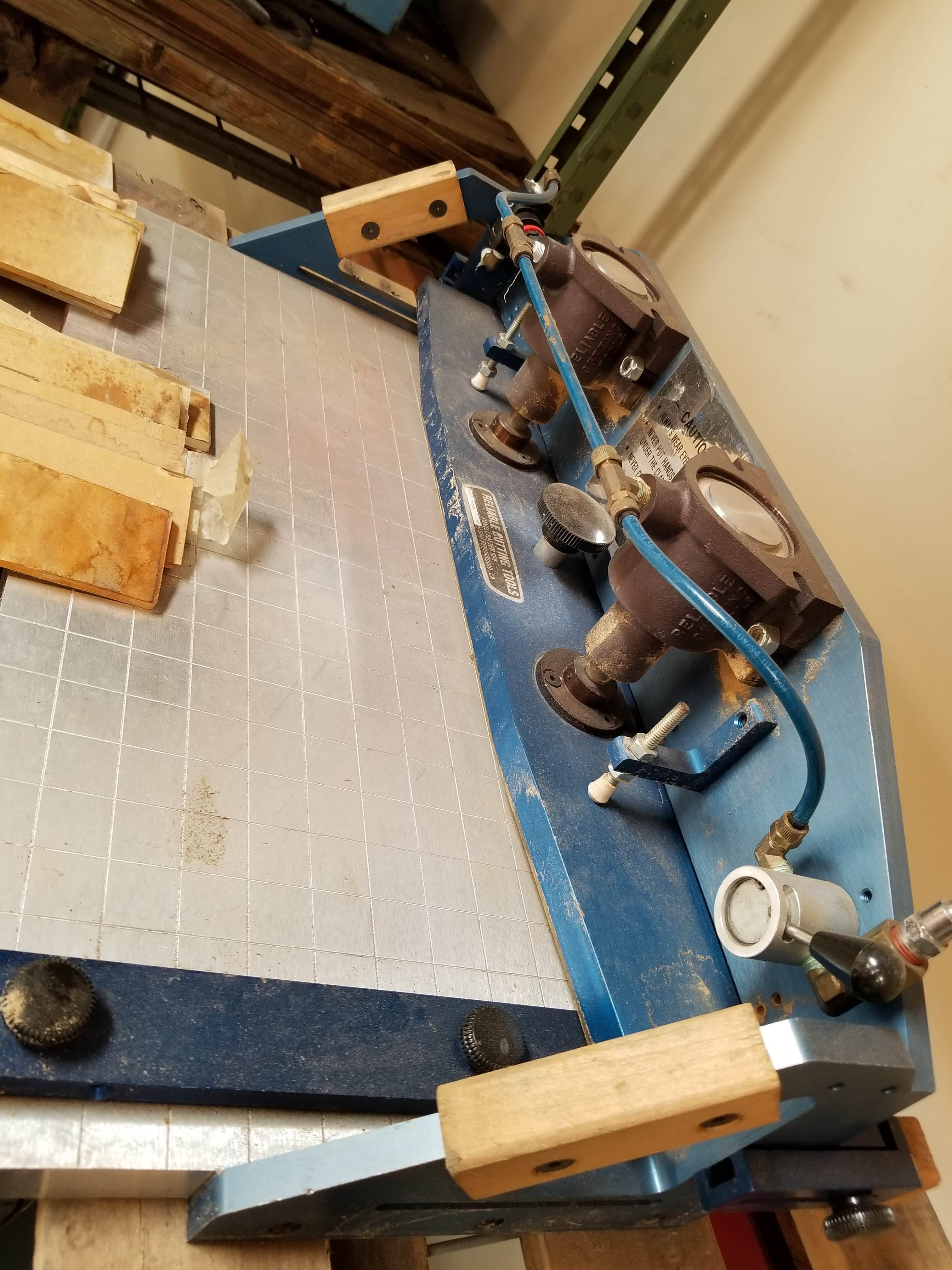 Reliable Cutting Tools Panelcrafter Model 609 with Templates - Image 3 of 4