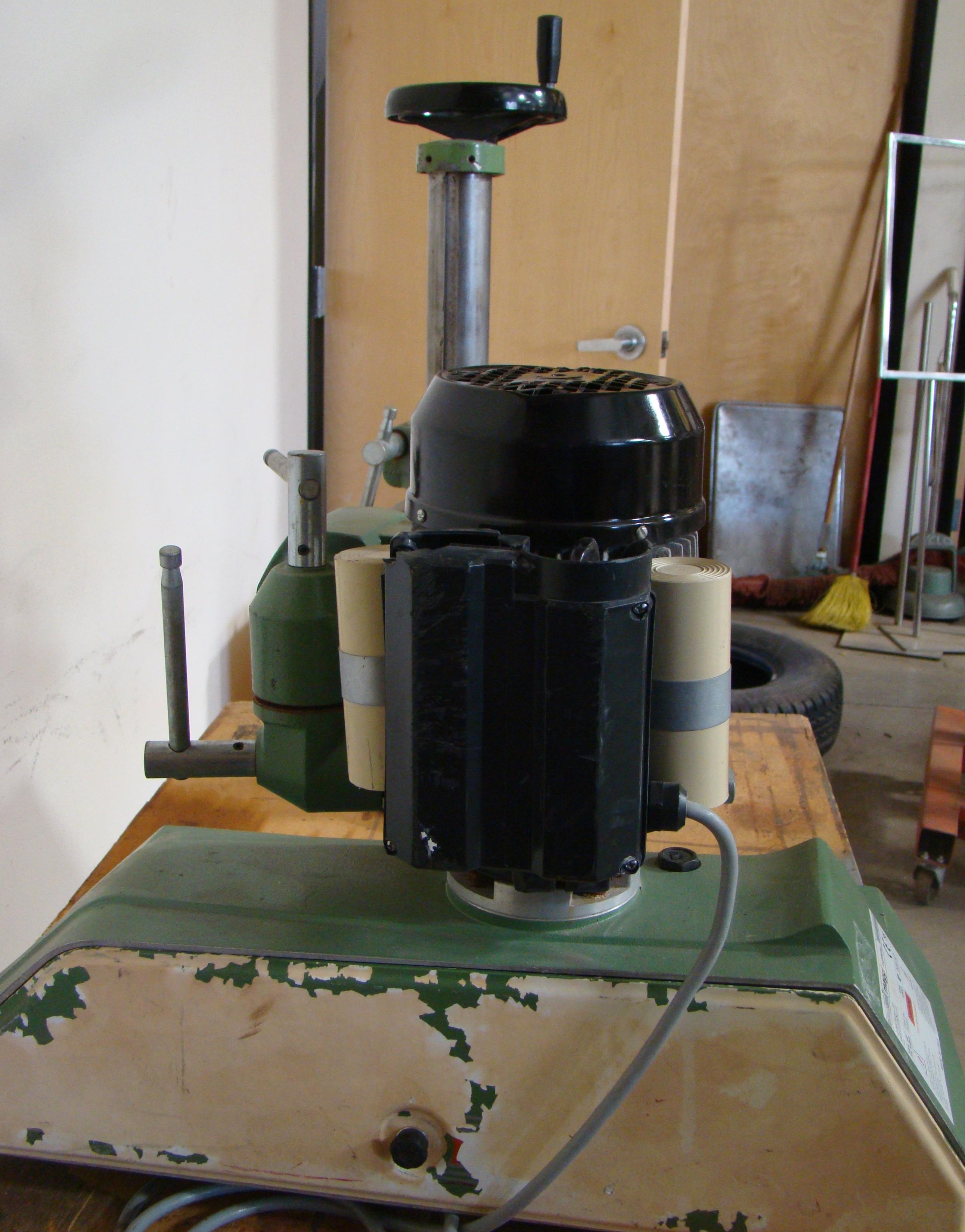 Maggi 4 Wheel Power Feeder Model STEFF 2044 115 Volt 1PH - Image 5 of 6