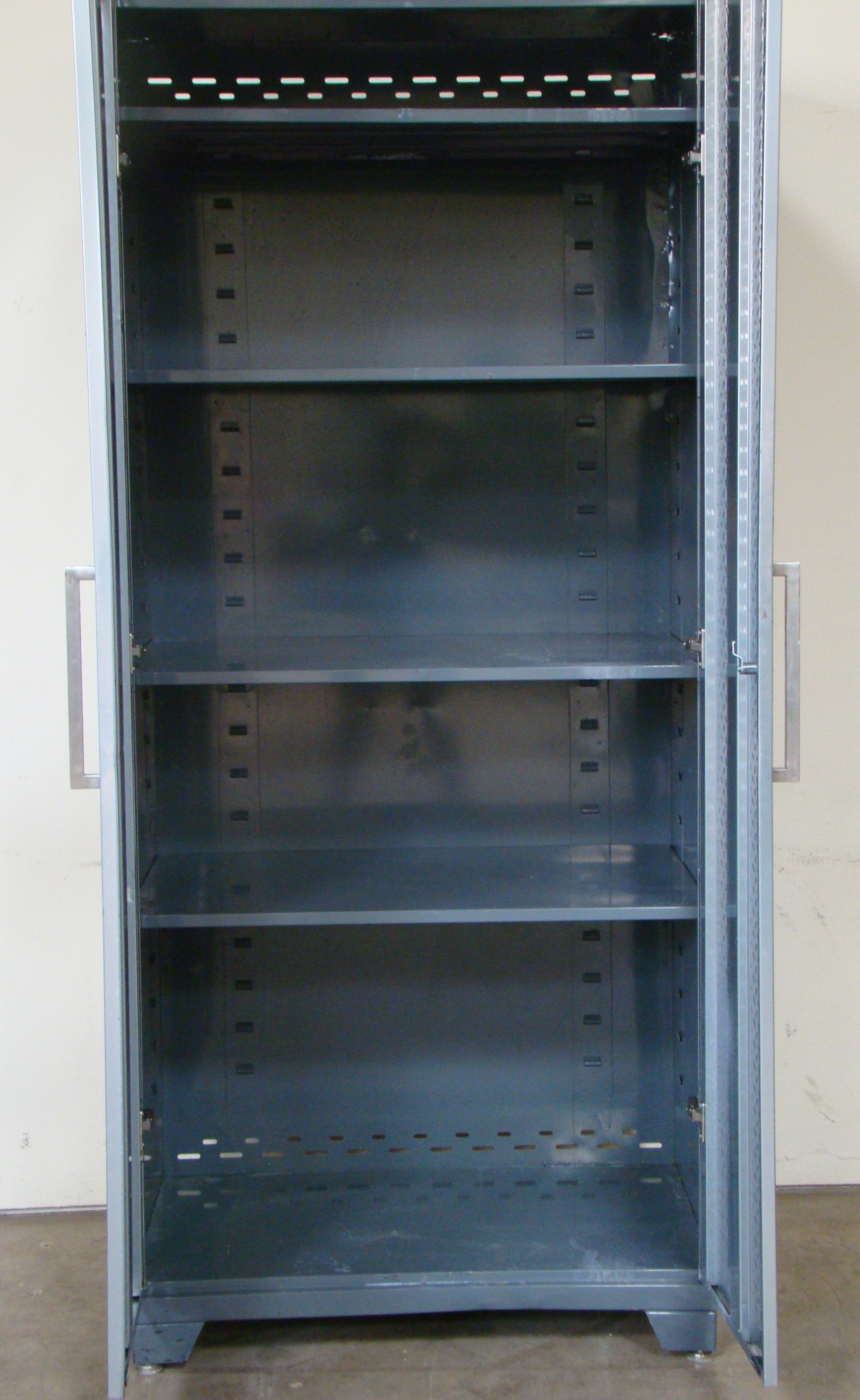 "New Age Storage Cabinet 83""h x 36""w x 24""d - Image 3 of 5"