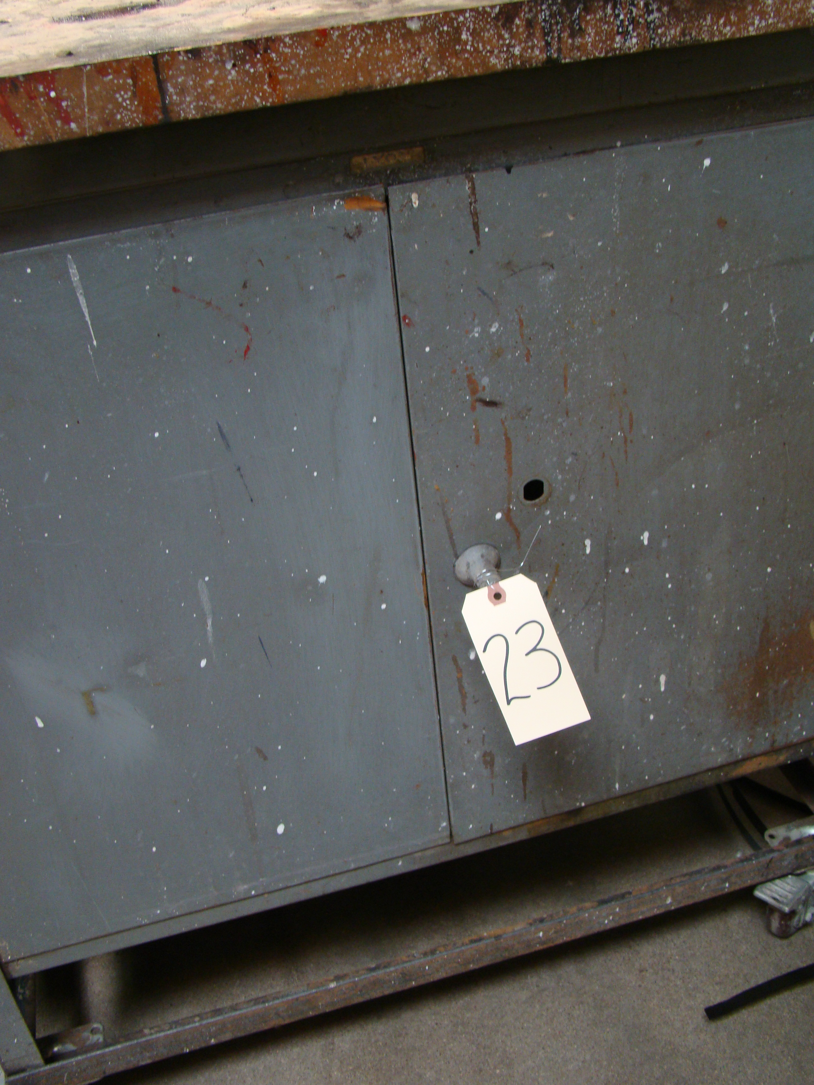 """Rolling Storage Cabinet 40""""h x 36""""w x 25""""d - Image 6 of 6"""