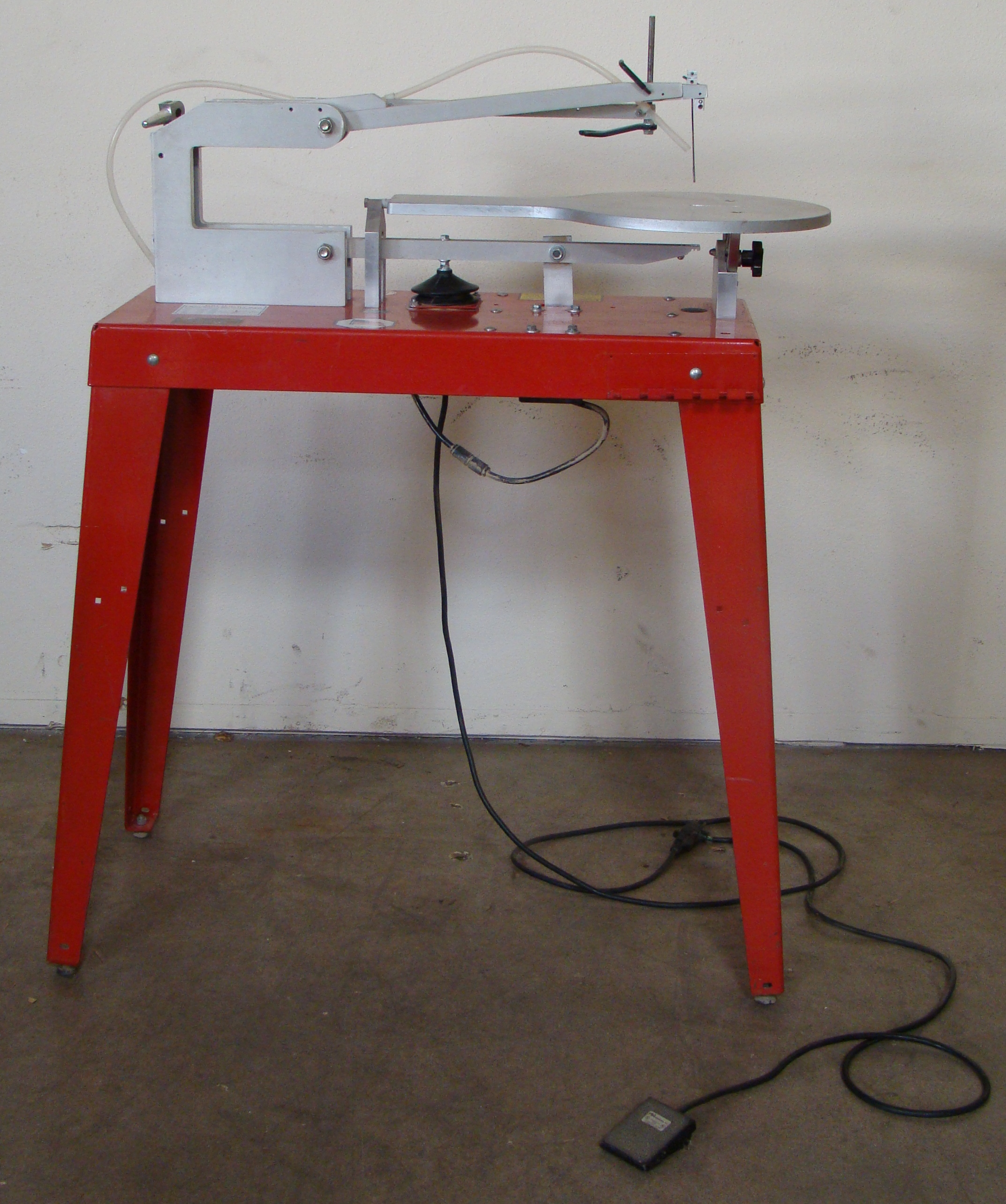 RBI Hawk Precision Scroll Saw Model 226VS 115 Volt - Image 5 of 8