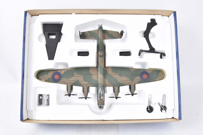 Corgi Aviation Archive Lancaster, a boxed 1:72 scale Avro Lancaster B.I 467 Squadron, AA32601, model