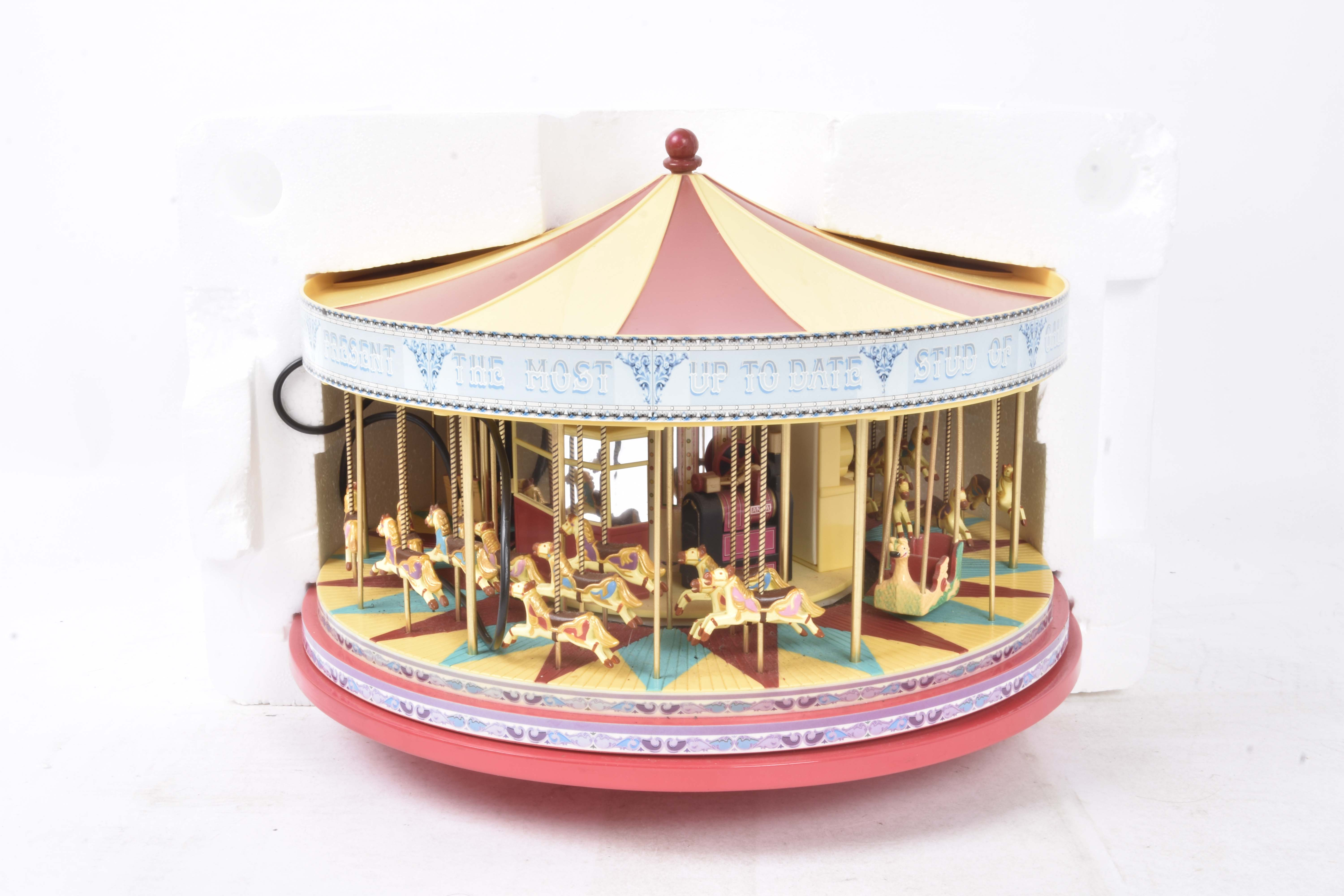 Corgi Anderson & Rowland Steam Gallopers Fairground Ride, 1:50 scale CC20403 from the Vintage