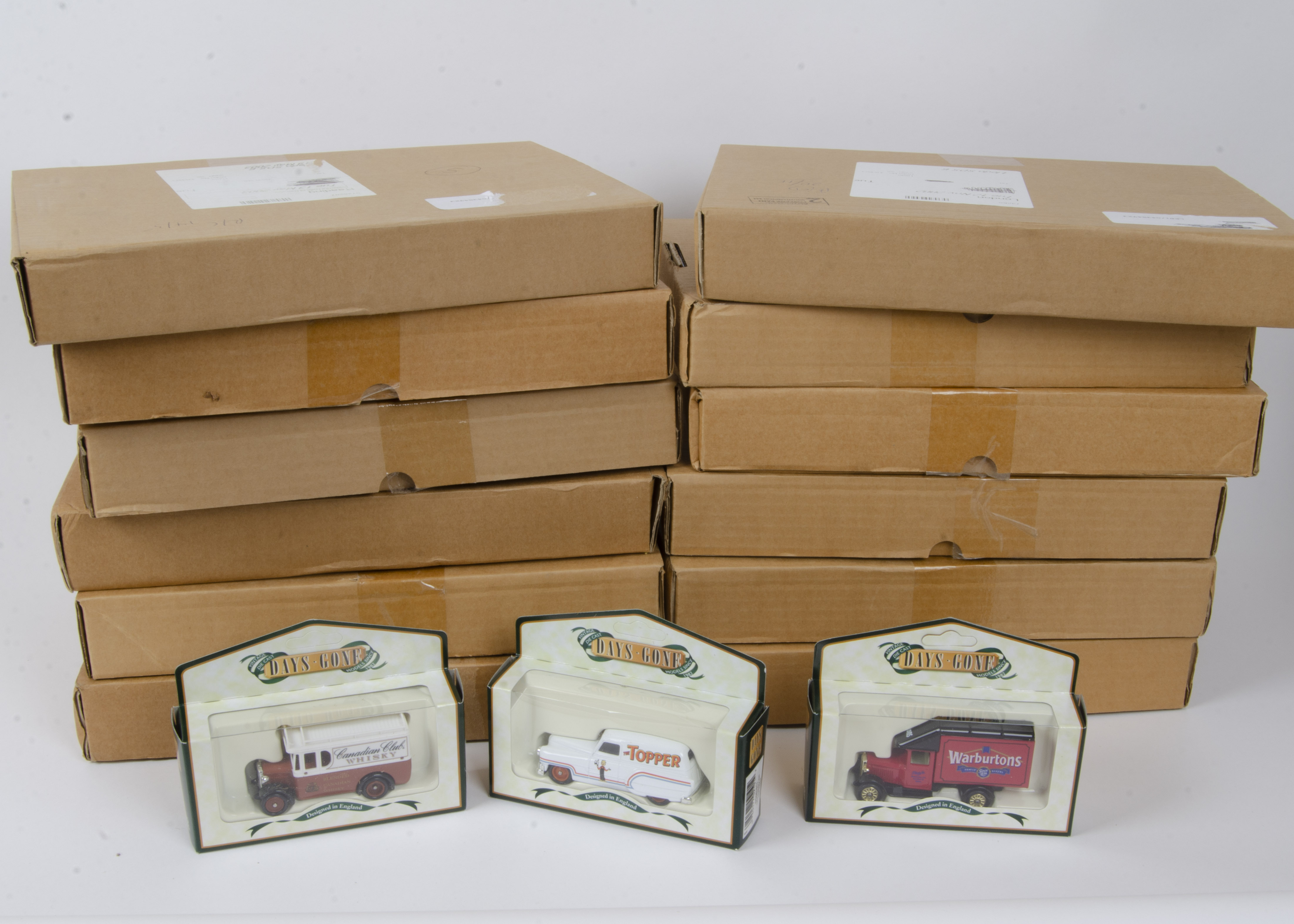 Lledo Days Gone 2000s, a boxed collection including Days Gone (100+), Eddie Stobart (8), Whisky - Image 3 of 3