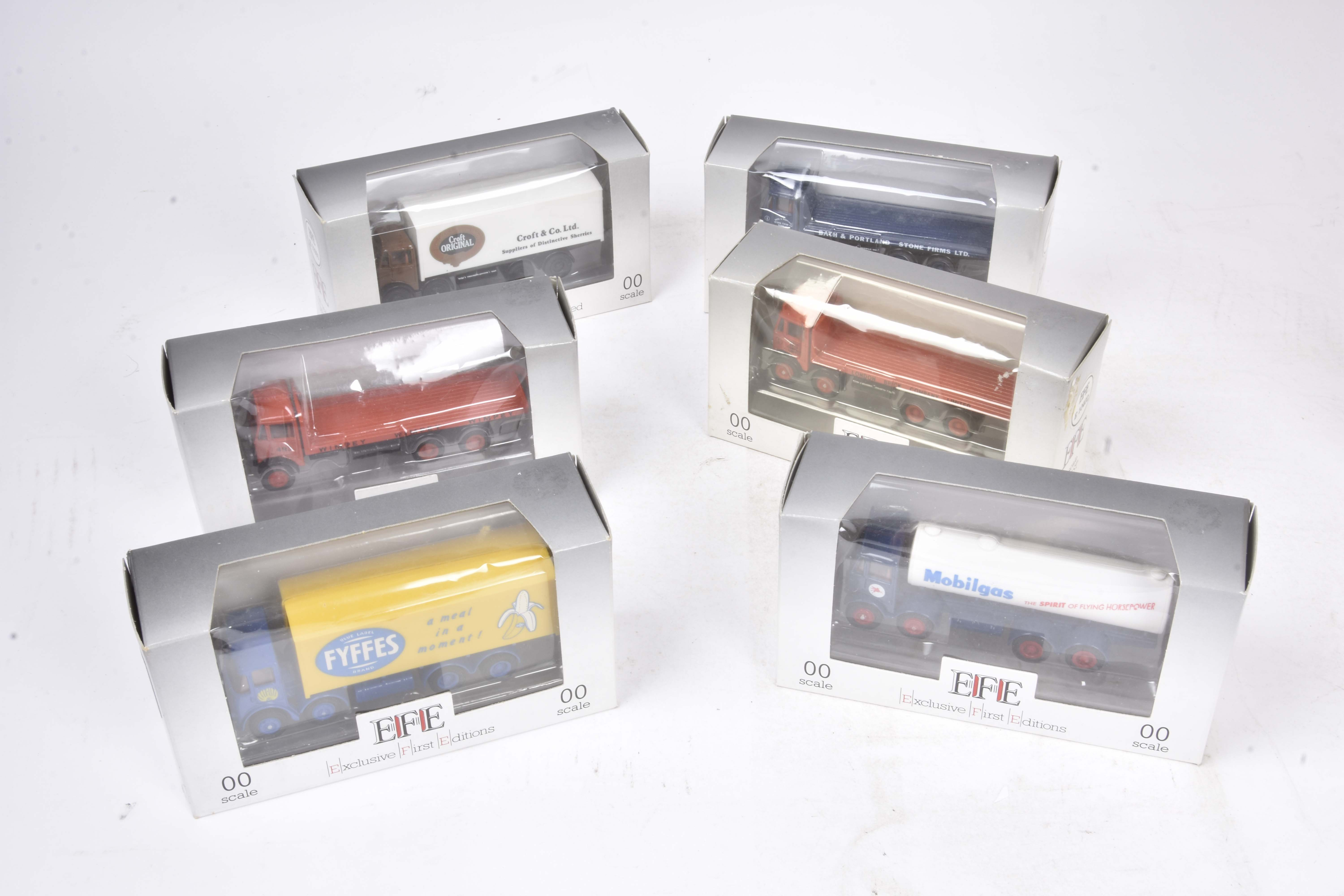 Exclusive First Editions, a boxed collection of vintage commercial vehicles including De Luxe Series - Image 3 of 3