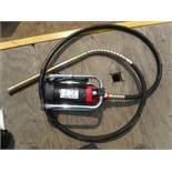 Unused 2020 Mustang CV3500 Concrete Vibrator,
