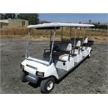 2005 Club Car Vinager 6-Passenger Utility Cart,