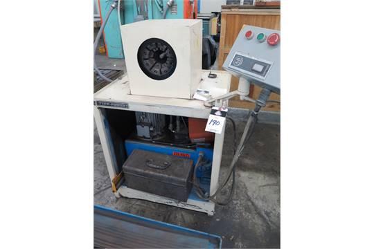 Finn-Power Hydraulic Hose Crimping Machine