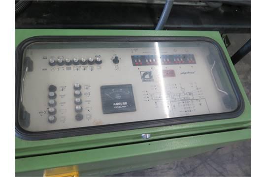 1990 Arburg Allrounder 221-55-250 25 Ton Plastic Injection