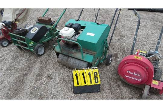 lesco split drive aerator model sd2600 s n 072026 2849 rh bidspotter com Commercial ZTR Mower Commercial Lawn Mowers