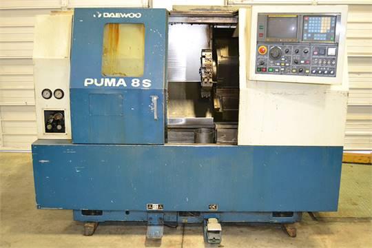 teatro Montaña Kilauea Pantera  Brand: Daewoo Puma Model: 8S SN: N/A Year: N/A Weight: 9500 Lbs. Floor  Dimensions: 132