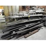 Lot, Steel and Aluminum