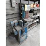 "Hammond Belt Sander, Model 500D, s/n 22044, 6"", with Built In Dust Collector"