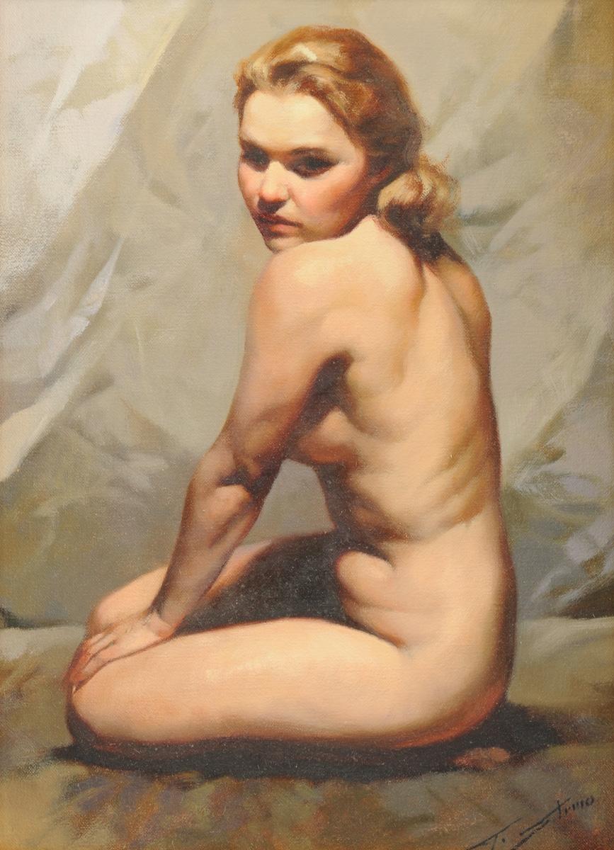 LOVE 20th century nude women 69!