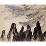 LANDSCAPE by Patrick Scott 1921 - 2014