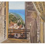A. AND MATISSE IN ROQUEBRUNE NO.1 by Colin Harrison