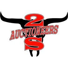 2S Auctioneers logo