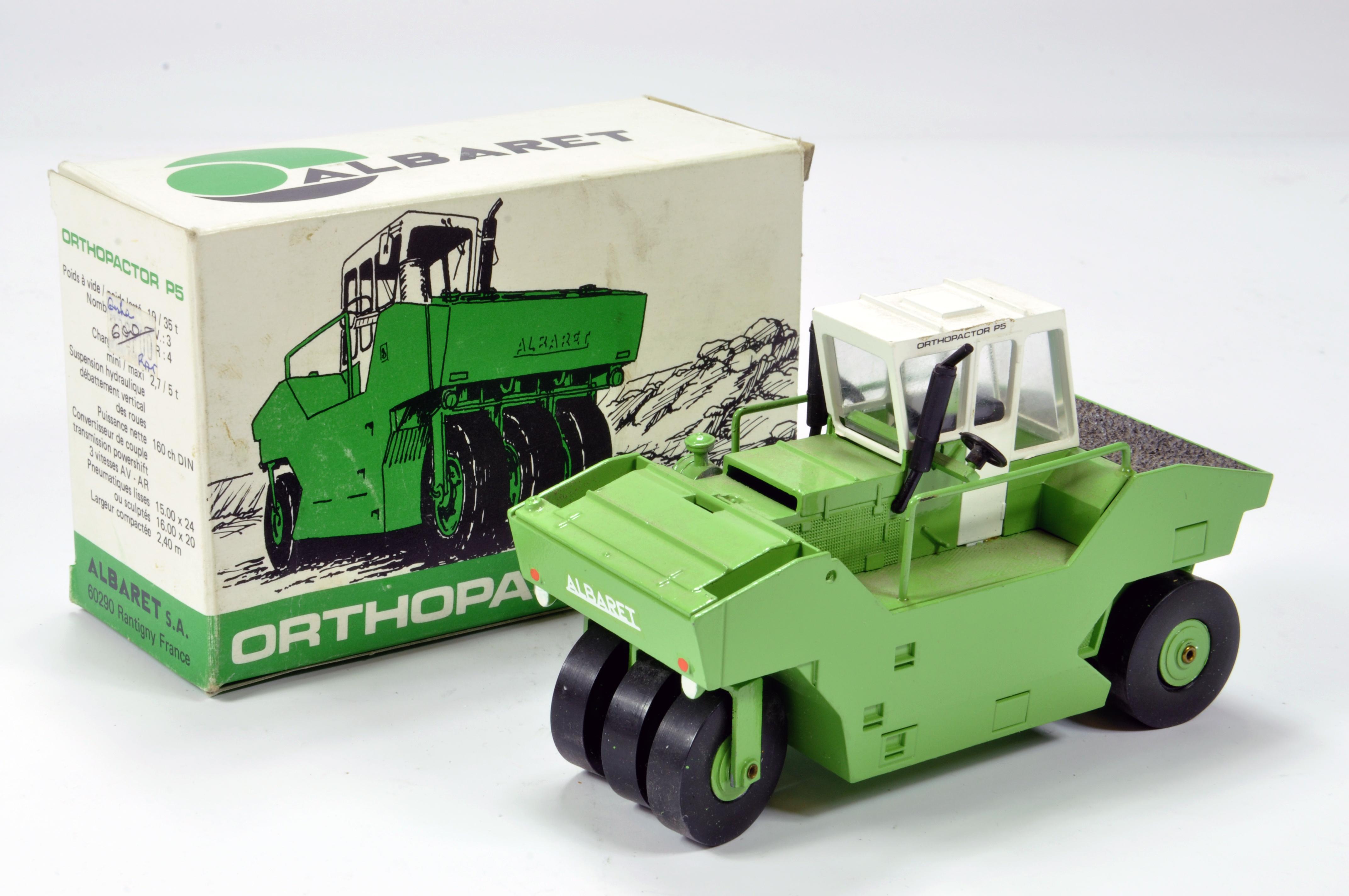 Gescha Pre Conrad 1/50 Construction Diecast No. 274 Orthopactor. Albaret. E to NM in Box.