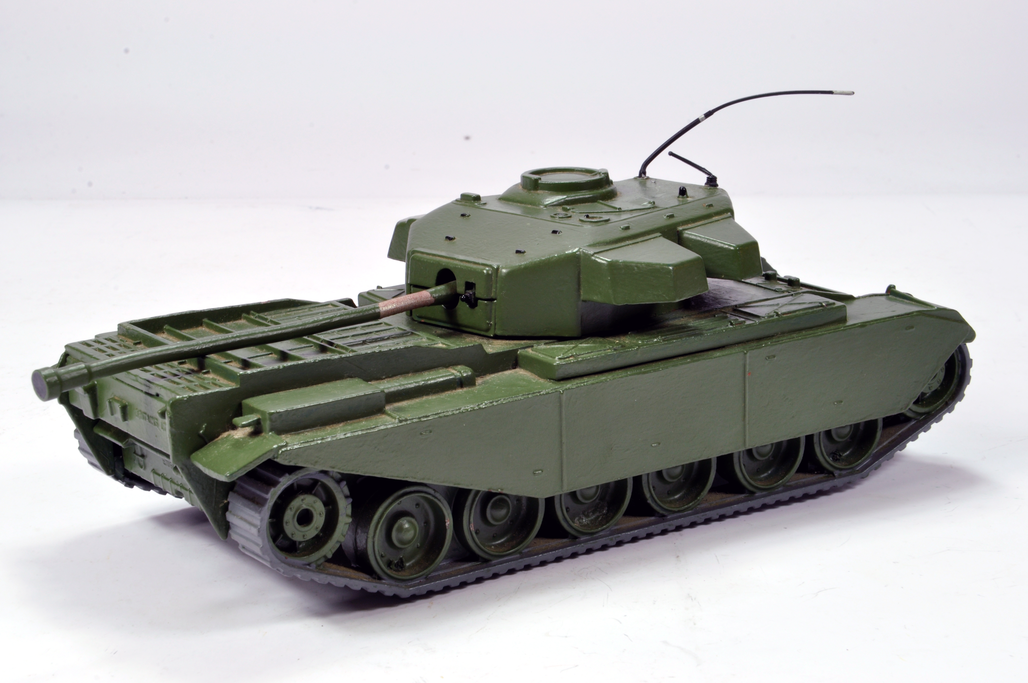 Lot 967 - Britains No. 2150 Centurion Tank. An impressive model that although lacks decal, displays well and