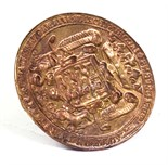 Lot 461 - A James II Style Great Seal, 19th Century