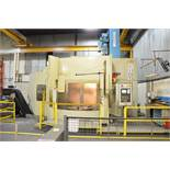 PIETRO CARNAGHI ATF 14 TM CNC TWIN-PALLET VERTICAL TURNING AND LIVE MILLING CENTER WITH SIEMENS