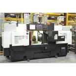MAZAK (2014) MULTIPLEX MP6300-II TWIN SPINDLE TWIN TURRET CNC LIVE MILLING AND TURNING CENTER WITH