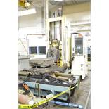NIIGATA HN80FC TWIN-PALLET CNC HORIZONTAL MACHINING CENTER WITH FANUC SERIES 15-M CNC CONTROL, 31.