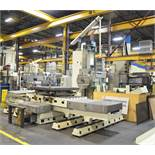 KEARNS & RICHARDS (R&R 2017) KHT130L CNC TABLE TYPE HORIZONTAL BORING MILL WITH FANUC SERIES 3TI-