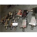 LOT/ MAZAK MULTIPLEX TOOL HOLDERS