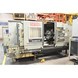SMT SWEDTURN 12 CNC TURNING CENTER WITH RETROFIT FANUC 21I-TA (UPDATED-2005) CNC CONTROL, 22.80""