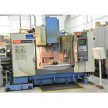 "MAZAK MTV-515/40N CNC VERTICAL MACHINING CENTER WITH MAZATROL MPLUS CNC CONTROL, 51""X21.5"" TABLE,"