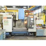 "MAZAK (2000) MTV 515/40N CNC VERTICAL MACHINING CENTER WITH MAZATROL 640 CNC CONTROL, 51""X21.5"""