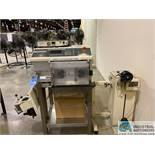 SCHLENIGER MODEL PS9500 AUTOMATIC WIRE CUT AND STRIP MACHINE; S/N 1191-2000, WITH MODEL 2000 PRE-