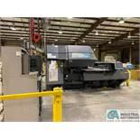 33 TON STRIPPIT MODEL 1000SXP/30 CNC TURRET PUNCH; S/N 2100012496, GE FANUC OP CONTROL S/N
