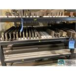 """9"""" - 38"""" PRESS BRAKE DIES AND PUNCHES"""