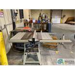 "8-1/2"" DELTA CONTRACTOR TABLE SAW"
