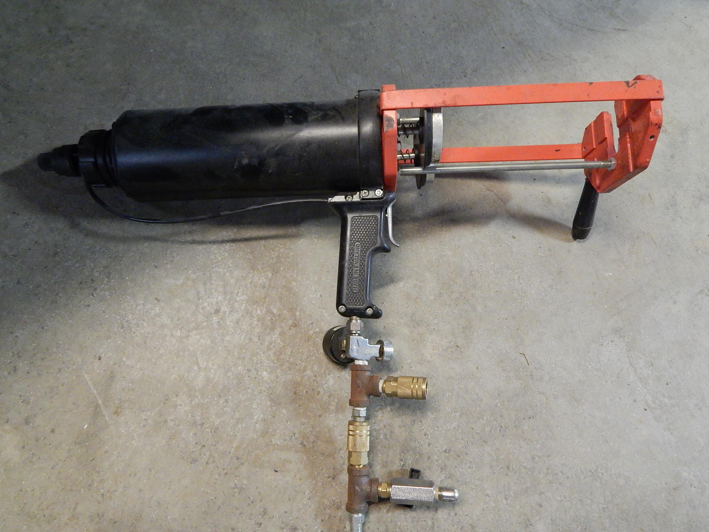 Lot 54 - Cox Pneumatic Applicator