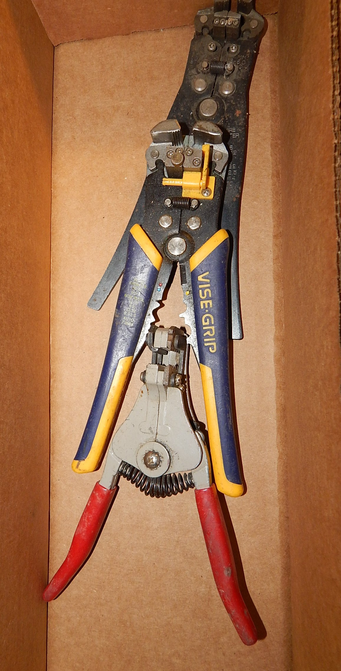 Lot 6 - (3) Wire Stripper Tools