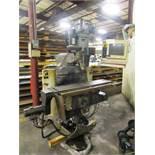 Bridgeport 2XT CNC Vertical Milling Machine