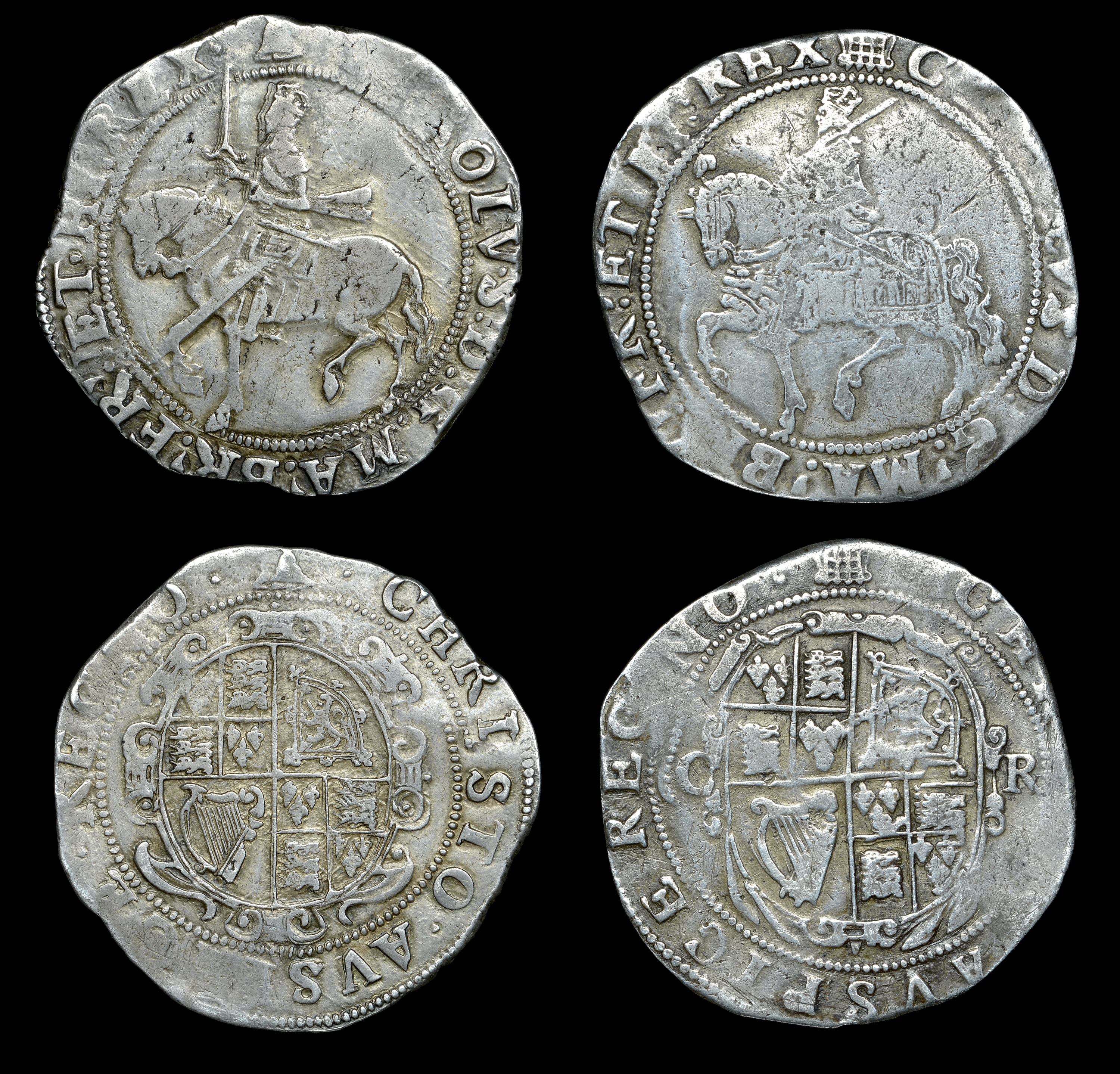 Lot 9 - The Collection of British Coins Formed by the Late Ray Inder (Part IV)