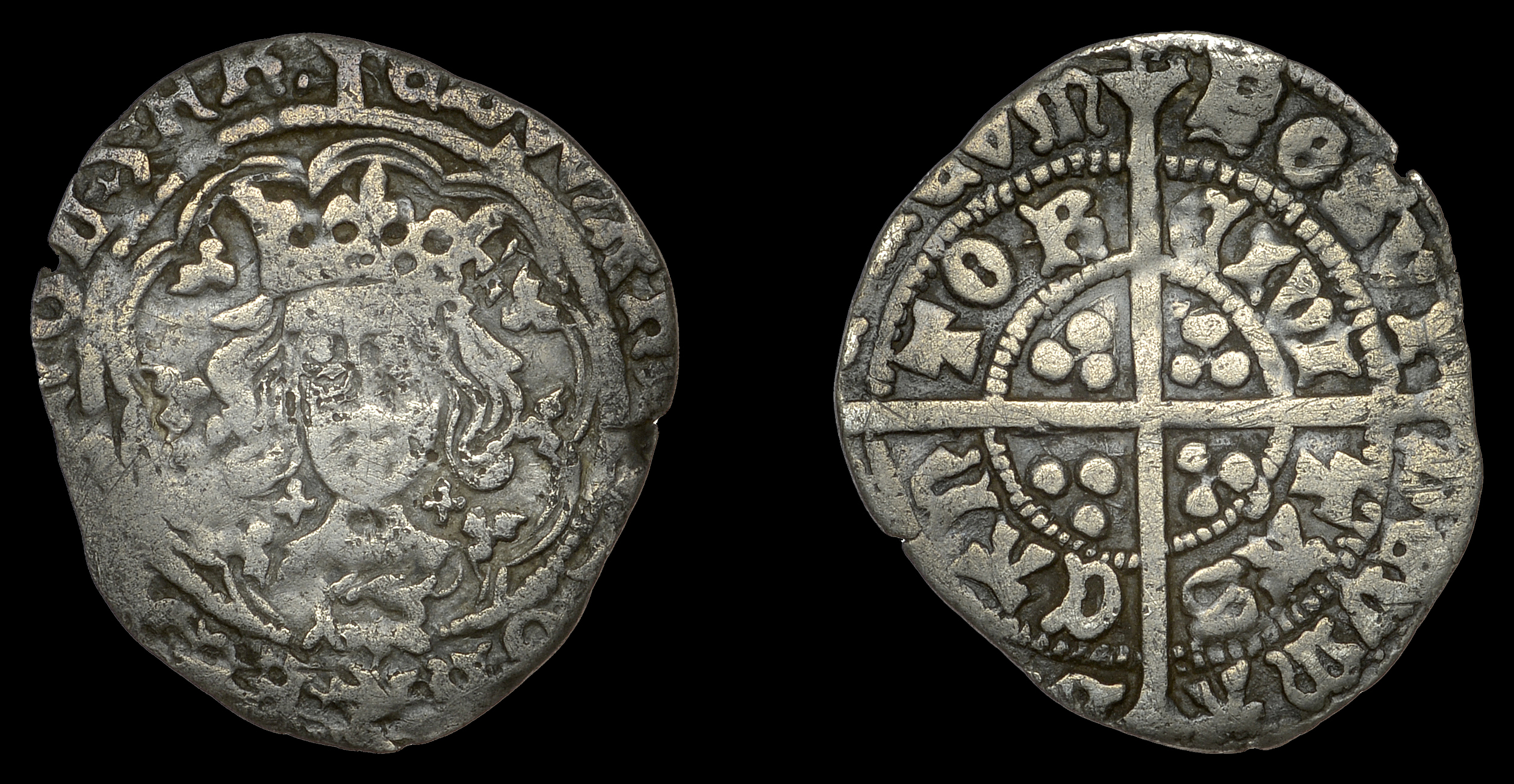 Lot 60 - English Coins from the Collection of the Late Dr John Hulett (Part IX)