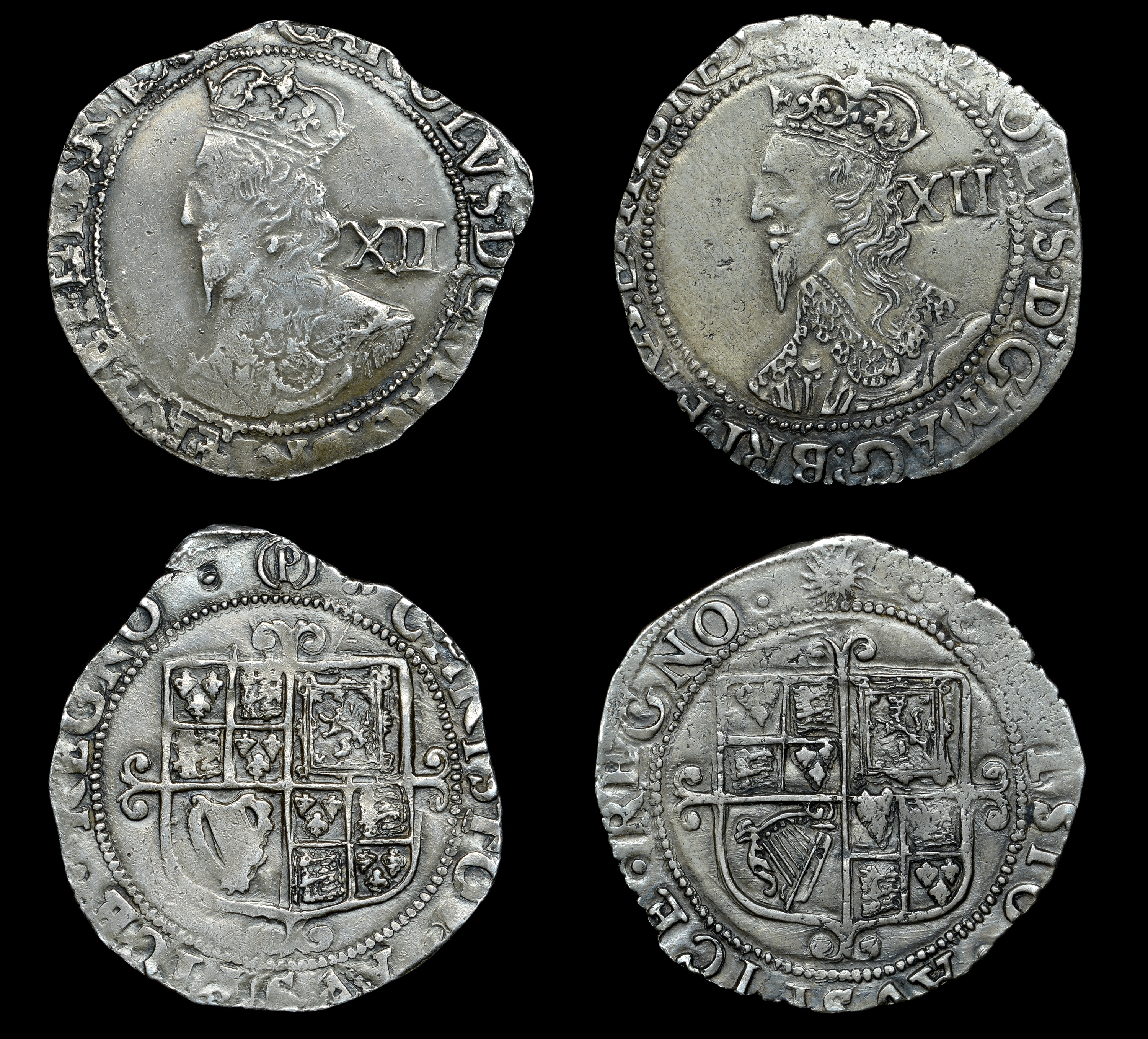 Lot 30 - The Collection of British Coins Formed by the Late Ray Inder (Part IV)
