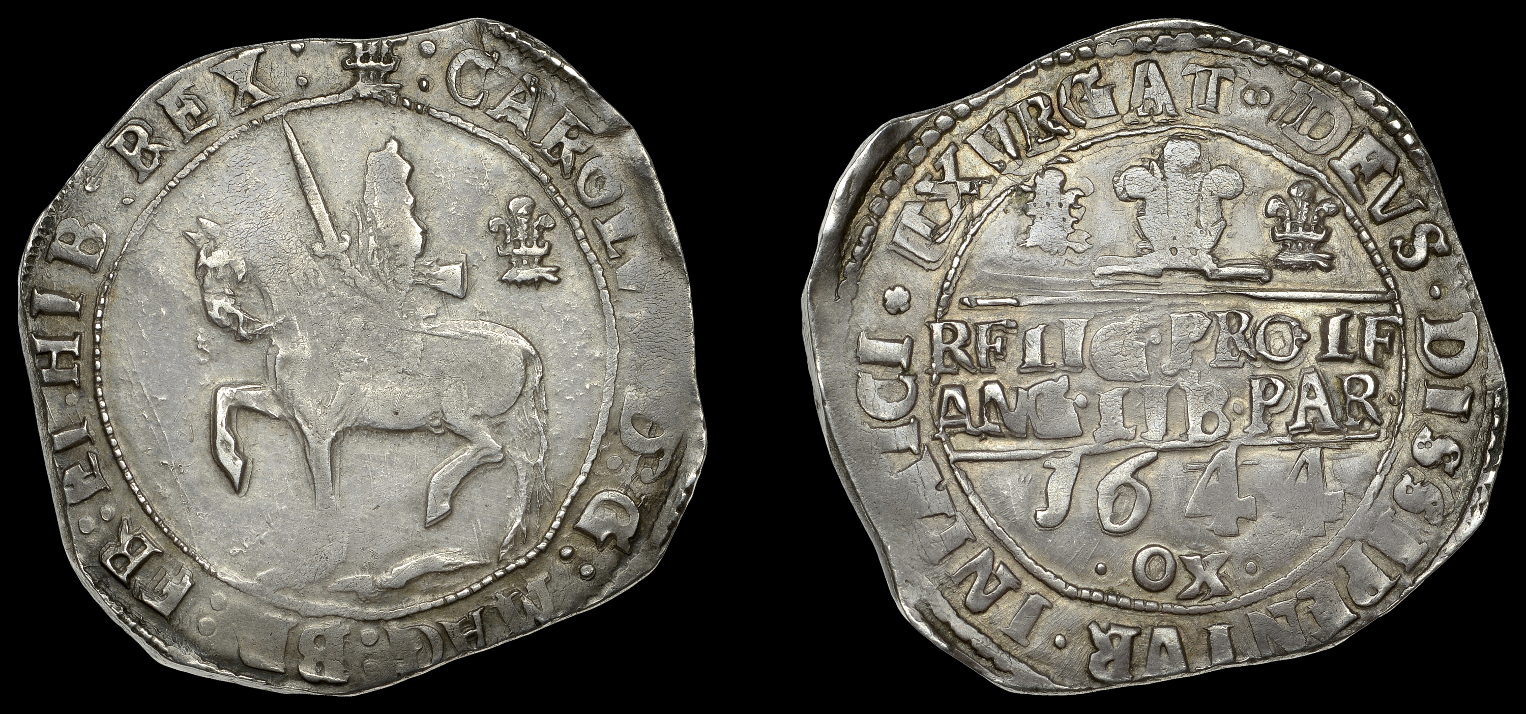 Lot 40 - The Collection of British Coins Formed by the Late Ray Inder (Part IV)