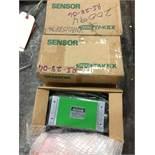 Lot of 3 Seeka Takex LR86-017 Distance Sensor