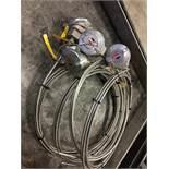 Lot of 4 *NEW* Pyromation Temperature Sensors