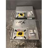 (2) SIEMENS 6FC5210-0DF05-0AA0 SINUMERIK PCU 50 PANELS