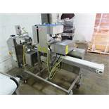 """Packaging Progressions Mdl. EV6 Interleaver, 7"""" infeed, 220 volts, 3 phase"""