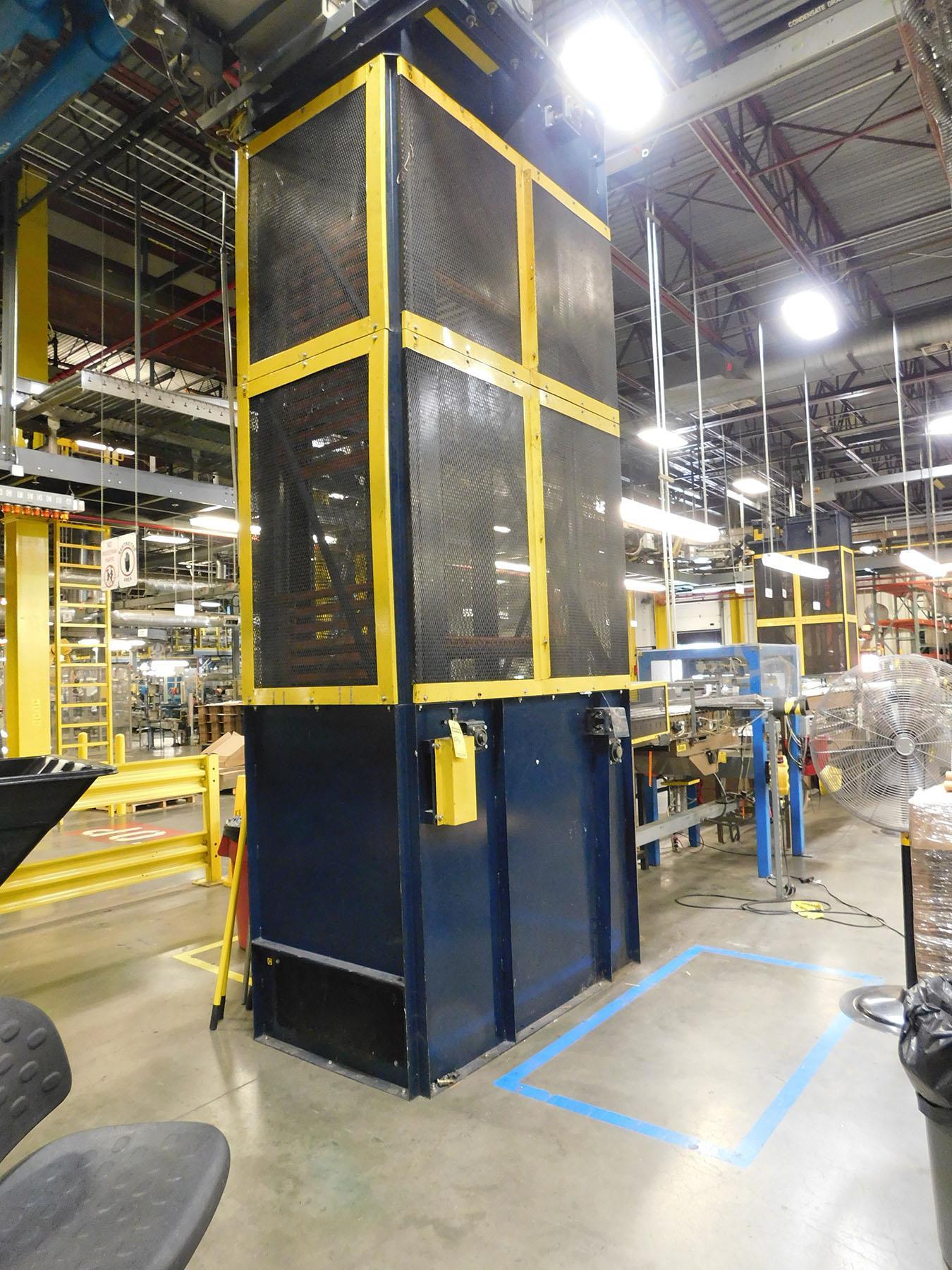 Lot 94 - 316 CONVEYOR ELEVATOR